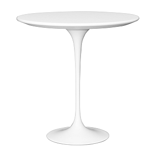 Knoll International Saarinen Tondo Eero Saarinen Bianco D 51 cm ...